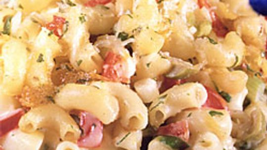 5 Cheap Pasta Meals for Families