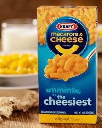 Introduced in 1937, 9 million boxes of Kraft Macaroni and Cheese were sold in its first year of production. Today, more than a million boxes are sold every day!