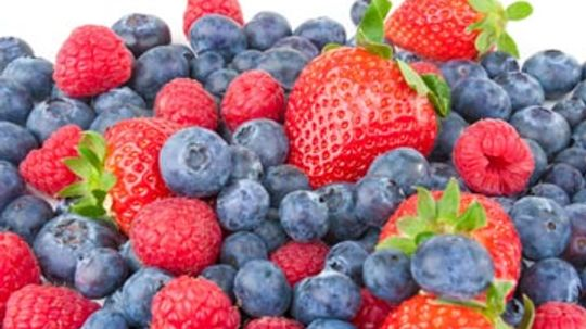 Quick Tips: Top 5 Anti-aging Foods