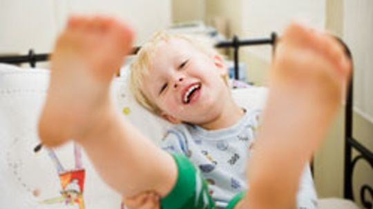 Top 5 Healthy Activities for Toddlers