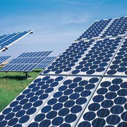 Solar power is a good alternative energy source, but current solar panels are expensive and only cover a limited surface area. Imagine if every surface of a steel building could capture solar energy?