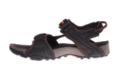 Athletic sandals look a lot like flip-flops, but the extra support they provide means you can play a game of beach volleyball and not worry about tripping over your shoes.
