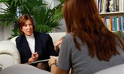 Some employers offer counseling as a free or subsidized benefit.