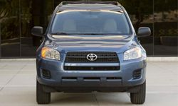 The Toyota RAV-4