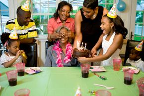 Throwing a birthday bash doesn't have to be a headache.