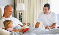 Gay parents may be different, but they aren't deficient.