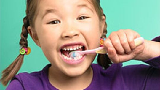 5 Great Brushing Teeth Games for Kids