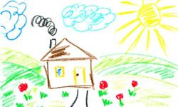 """Your child can bring her drawings to life in """"Itzabitza."""""""