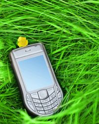 Smartphones and green technology: BFF?