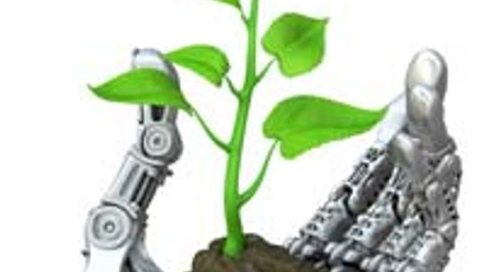 Top 5 Green Robots