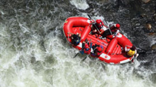5 Most Dangerous White-water Rapids