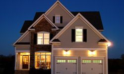 Thirty percent of U.S. electricity goes to power homes.