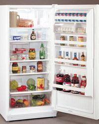 Check your fridge for a power-saver switch. If you don't notice condensation after you switch it off, you might not need the feature.