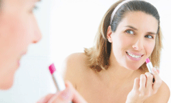 Using similar hues when applying your makeup will give you a natural, beautiful look.
