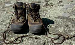 In a survival situation, shoelaces do more than just keep your boots on.