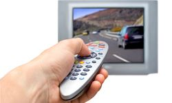 The TVs in some of today's luxury cars might surpass the ones we have at home.