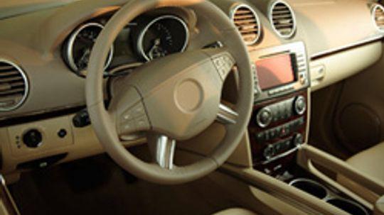 5 Extravagant Car Amenities