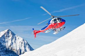 Heli-skiing takes adventure to new heights -- instead of a ski lift, a helicopter takes you to the highest peaks.