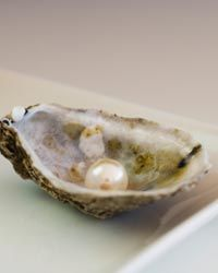 Could crushed pearls add some luster to your skin?