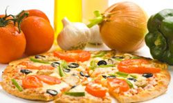 Baking pizza smells amazing, but what about after you eat it? See name that food pictures to see how much you know about food.