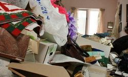 Serious hoarders often end up stacking their homes to the brim with possessions, including things that many people would consider trash.