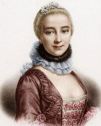 Emilie du Châtelet, the mathematician who happened to have a famous lover