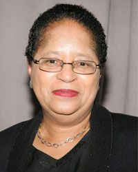 """Physicist Shirley Ann Jackson, once described as """"a national treasure"""""""