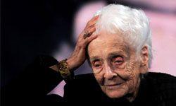 Rita Levi-Montalcini was one of the oldest living Nobel laureates.