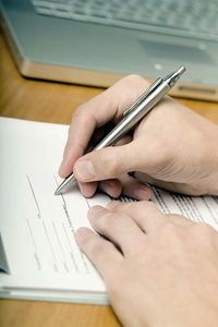 Filling out a FAFSA form is a prerequisite for several other forms of student financial aid.