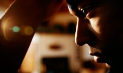 Depression affects some 6 million men in the U.S. each year. See more men's health pictures.