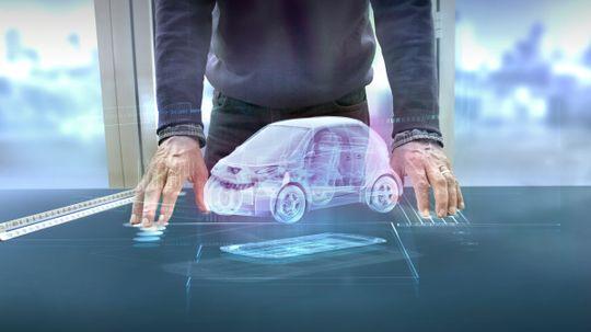 5 Futuristic Auto Repair Technologies