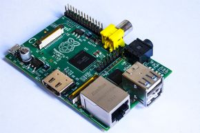 Raspberry Pi is a good example of an inexpensive, tiny, custom computer that the DIY crowd could use to track data or record performance statistics. The possibilities are infinite.