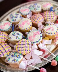 Buy your snacks and sweets from local vendors to reduce your party's footprint.