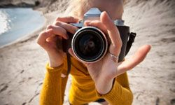 Photographers often travel to exotic places and attend fun events, but they don't necessarily make a lot of money.