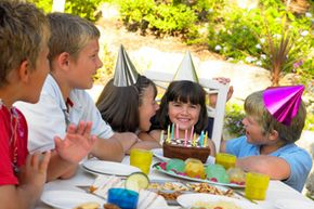 Hosting a party away from home can save you some headaches.