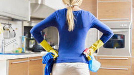 5 Great Kitchen Sanitation Tips