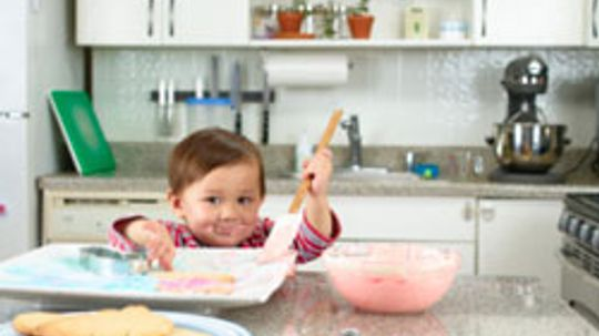 5 Kid-proofing Musts for Your Kitchen