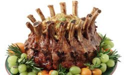 We think any food that looks like a king's crown probably requires a king's treasury to afford.