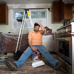 There are some jobs you just shouldn't do yourself. See more pictures of hidden home dangers.