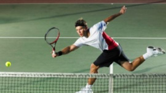 5 Health Benefits of Playing Tennis