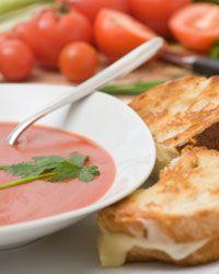 Try rye, pumpernickel or sourdough bread to give your sandwich a tasty twist.