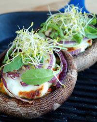 Small portobellos are also known as cremini mushrooms.
