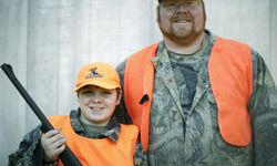 Orange vests, jackets and hats can help other hunters identify you without giving away your position to game.