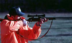 Be like Brett Favre -- be sure of your target before firing.