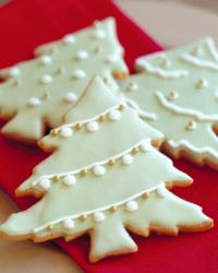 Christmas cookies are a tradition in many homes. See more pictures of holiday baked goods.