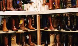 Break-up boots would save a lot of Alaskans from fashion disasters.