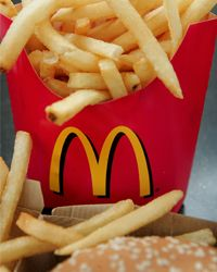 : Although there's no denying the great taste of their fries, McDonald's built their empire on real estate.