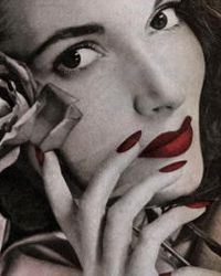 An advertisement for Revlon from 1943