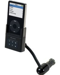 A mount can hold your iPodin place,while allowing you to reach and control it easily.