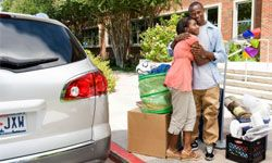 Millennial parents can have a hard time letting go of their kids.